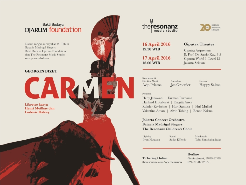 Carmen PrintAd 13X18